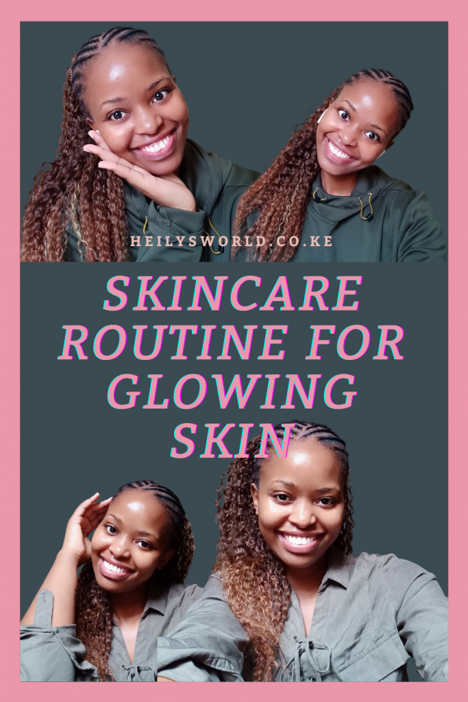 Basic Skincare Routine for Glowing, Dewy Skin